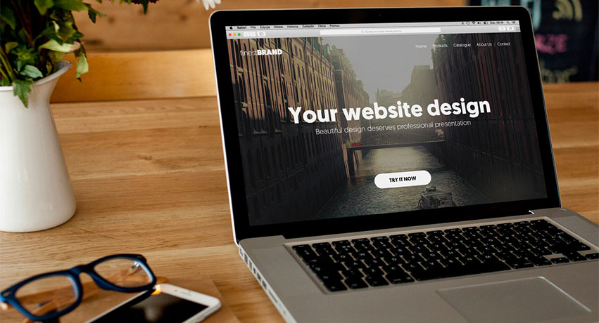 website - The 5 fundamental web design rules for new designers